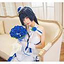 preiswerte Anime-Kostüme-Inspiriert von Guns Girl - Schule DayZ Raiden Mei Anime Cosplay Kostüme Cosplay Kostüme Blumenmuster Kleid / Handschuhe / Socken Für Damen Halloween Kostüme