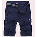 billige Bukser til gutter-Herre Gatemote Shorts Bukser Ensfarget