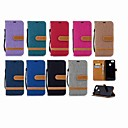 cheap Cellphone Case-Case For Huawei P20 Pro / Huawei P smart Wallet / Card Holder / with Stand Full Body Cases Solid Colored Hard Textile for Huawei P20 / Huawei P20 Pro / Huawei P20 lite / P10 Plus / P10 Lite / P10