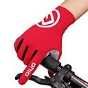 billige Cykelsokker-Cykelhandsker Mountain Bike Handsker Åndbart Anti-glide Svedreducerende Beskyttende Aktivitets- / Sportshandsker Lycra Silikone Gel Terry Cloth Bjerg Cykling Vej Cykling Gul Rød Blå for Voksne