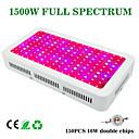 billige LED Økende Lamper-300W 13200lm Voksende lysarmatur 150 LED perler Høyeffekts-LED Varm hvit Hvit Blå Rød 85-265V