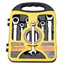 tanie Zestawy narzędzi-Stal węglowa Naprawa domu 7 w 1 Zestawy narzędzi