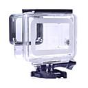 billige PS4-tilbehør-Beskyttende Etui Vanntett Veske Til Action-kamera Gopro 5 / Gopro 4 Svømming / Dykking / Surfing Økologisk glass / PVC - 1 pcs