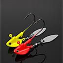 رخيصةأون خطاف الصيد-3 pcs خطافات صيد الأسماك الصيد البحري / صيد أسماك علي الطائر / طعم الاسماك قيادة سهلة الاستخدام / صيد الأسماك في الجليد / صيد الأسماك الغزلي / القفز صيد الأسماك / صيد الأسماك في المياه العذبة