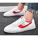 זול נעלי ספורט לגברים-בגדי ריקוד גברים נעלי נוחות רשת קיץ & אביב נעלי ספורט שחור ולבן / ורוד ולבן