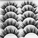 preiswerte Wimpern Accessoires-Augenwimpern 10 pcs Multi-Funktional Natürlich Locken Faser Freizeitskleidung Dick - Bilden Alltag Make-up Halloween Make-up Party Make-up Gute Qualität Kosmetikum Pflegezubehör