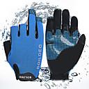זול Fishing Gloves-כפפות דיג נושם / מונע החלקה אביב, סתיו, חורף, קיץ בגדי ריקוד גברים / בגדי ריקוד נשים דיג