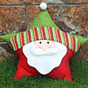 رخيصةأون أغطية مخدات-تماثيل الكريسمس عيد الميلاد المجيد / عطلة نسيج القطن Cube حداثة زينة عيد الميلاد