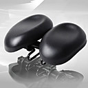 cheap Seat Posts & Saddles-Bike Saddle / Bike Seat Cycling / Bike PU Leather / ABS / PVC Adjustable / Soft / Extra Wide / Extra Large