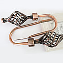 ieftine Ceas Militar-Curtain Accessories  Metalic Cârlige de Perete MetalPistol 2pcs