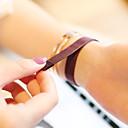 baratos Clutches & Bolsas de Noite-Mulheres Relógio de Pulso Quartzo Preta / Roxa 30 m Impermeável Analógico senhoras Casual Fashion - Preto Roxo / Aço Inoxidável