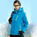 cheap Human Hair Wigs-Women's Hiking Jacket Hiking 3-in-1 Jackets outdoor Autumn / Fall Spring Winter Windproof Waterproof Keep Warm Anatomic Design Breathability Wearable Softness POLY Polyster Jacket Full Length Visible