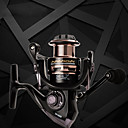 cheap Fishing Reels-Fishing Reel Spinning Reel 5.5:1 Gear Ratio+15 Ball Bearings Hand Orientation Exchangable Bait Casting / Lure Fishing