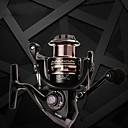 baratos Molinetes de Pesca-Molinetes de Pesca Molinetes Rotativos 5.5:1 Relação de Engrenagem+15 Rolamentos Orientação da mão Trocável Isco de Arremesso / Pesca de Isco