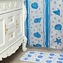 abordables Grifos de Ducha-Cortina de baño Modern CLORURO DE POLIVINILO Máquina Impermeable / Nuevo diseño / Cool Baño