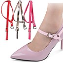 cheap Bakeware-2pcs Leather Shoelace Women's Spring Casual Pink / Clear / Nude