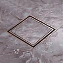 billige Afløb-Afløb Nyt Design Traditionel Messing 1pc - Badeværelse Gulv Monteret