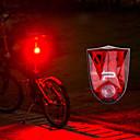 abordables Eclairage de Vélo et sécurité-LED Eclairage de Velo Eclairage de Vélo Arrière Eclairage sécurité vélo / Ecarteur de danger ECLAIRAGE ARRIERE VTT Vélo tout terrain Cyclisme Imperméable Largage rapide Batterie Lithium-ion / ABS