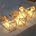 preiswerte Hochzeit Dekorationen-LED-Lampen Metal Hochzeits-Dekorationen Hochzeitsfeier / Festival Urlaub / Hochzeit Ganzjährig