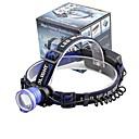hesapli Fenerler-U'King Kafa Lambaları Bisiklet Farı LED LED Emitörler 2000 lm 3 Işıtma Modu Zoomable Alarm Ayarlanabilir Fokus Kamp / Yürüyüş / Mağaracılık Günlük Kullanım Bisiklete biniciliği