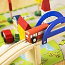 olcso Matematikai játékok-Építőkockák city View Menő Tökéletes Fa Összes Játékok Ajándék 1 pcs