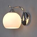 povoljno Zidni svijećnjaci-Zaštita očiju Modern / Comtemporary Spavaća soba Metal zidna svjetiljka 110-120V / 220-240V