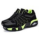abordables Zapatillas de Deportiva de Hombre-Hombre Zapatos Confort PU Otoño Zapatillas de Atletismo Paseo Bloques Negro / blanco / Negro / Rojo / Negro / verde