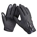 preiswerte Handschuhe-Fahrradhandschuhe / Skihandschuhe / Touch- Handschuhe Herrn / Damen Vollfinger Windundurchlässig / Wasserdicht / warm halten Segeltuch / Vlies Skifahren