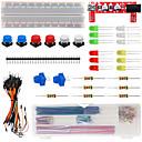 cheap DIY Kits-KEYES Basic Component Kit 501C for Arduino Electronic Hobbyists