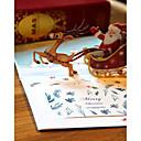 povoljno Biciklističke majice i kompleti-Thank You Cards Kartica papira Vjenčanje Dekoracije Božić / Zabava / večer Predbožićna / Kreativan / Vintage Tema Sva doba