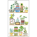 abordables Adhesivos de Pared-Calcomanías Decorativas de Pared - Holiday pegatinas de pared Paisaje / Floral / Botánico Comedor / Interior