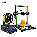 cheap 3D Printers-New Style Anet E10 Large Size Aluminum Frame Desktop DIY 3D Printer LCD Screen Display With SD Card Off-line Printing Function