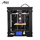 billige Phablets-Anet a3 høy presisjon høy kvalitet FDM desktop 3D-skriver