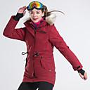 お買い得  スキーウェア-LanLaKa 女性用 スキージャケット 防水 保温 防風 スキー スノーボード ウィンタースポーツ POLY 冬物ジャケット スキーウェア