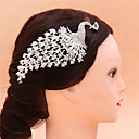 povoljno Dodaci za kosu-Legura Kose za kosu / Alat za kosu s Crystal / Rhinestone 1 komad Vjenčanje / Special Occasion Glava