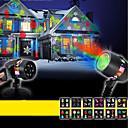 ieftine Proiectoare-Lungime înălțime gazon Crăciun model lampă proiecție 1 buc