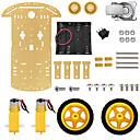 billige Moderbrett-smart robot bil chassis kit for arduino
