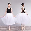 preiswerte Ballettbekleidung-Ballett Unten Damen Training / Leistung Polyester / Elastan Wellenmuster / Elastisch Röcke