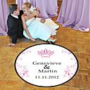 Χαμηλού Κόστους Αυτοκόλλητα, Ταμπέλες & Ετικέτες-Γάμος / Γενέθλια Αυτοκόλλητα, Ετικέτες & Ετικέτες - 1 pcs Κυκλικό Αυτοκόλλητο πίστας χορού Όλες οι εποχές