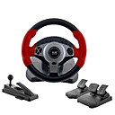 cheap Working Laptop-Wired Steering Wheels / Game Controllers For PC ,  Cool Steering Wheels / Game Controllers ABS 1 pcs unit