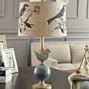 olcso Asztali lámpák-Újdonság Dekoratív Állólámpa Kompatibilitás Hálószoba Gyanta 220-240 V