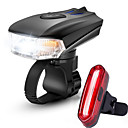 cheap Cycling Jackets-Front Bike Light LED Bike Light Cycling Anti Fog, Waterproof, Portable Rechargeable Li-Ion Battery 1000 lm Rechargeable Power White Camping / Hiking / Caving / Cycling / Bike