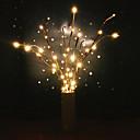 povoljno Božićni ukrasi-vodio vrba grana lampa cvjetna svjetla 20 žarulje doma božićni party dekor