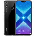 "abordables Smartphones-Huawei Honor 8X Global Version 6.5 pulgada "" Smartphone 4G (4GB + 64GB 2 mp / 20 mp Hisilicon Kirin 710 3750 mAh mAh)"