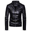 ieftine Jachete de Motociclete-AOWOFS B032 Imbracaminte pentru motociclete Σακάκι pentru Pentru bărbați PU piele Primăvara & toamnă / Iarnă Rezistent la uzură / Protecţie