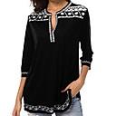 preiswerte Außenwandleuchten-Damen Solide / Geometrisch - Grundlegend Hemd