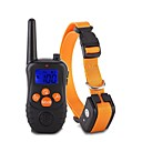 cheap Dog Collars, Harnesses & Leashes-Dogs Collar / Training Anti Bark / Electric / LCD Display Classic Metalic / Plastic Black / Orange