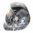 povoljno Sigurnost-terminator uzorak solarna automatska fotoelektrična maska za zavarivanje