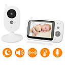 cheap IP Cameras-DIDSeth® 0.3 mp Baby Monitor CMOS / Micro / Pan and Tilt 131 ° °C Night Vision Range  5 m 0 GHz