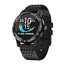 cheap Smart Robots-Indear T1 Smart Bracelet Smartwatch Android iOS Bluetooth Smart Sports Waterproof Heart Rate Monitor Pedometer Call Reminder Activity Tracker Sleep Tracker Sedentary Reminder / Touch Screen